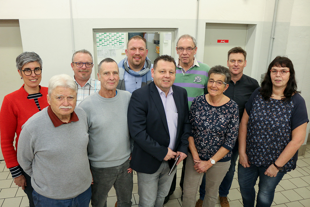 Die Bad Bodendorfer Kandidaten der FWG