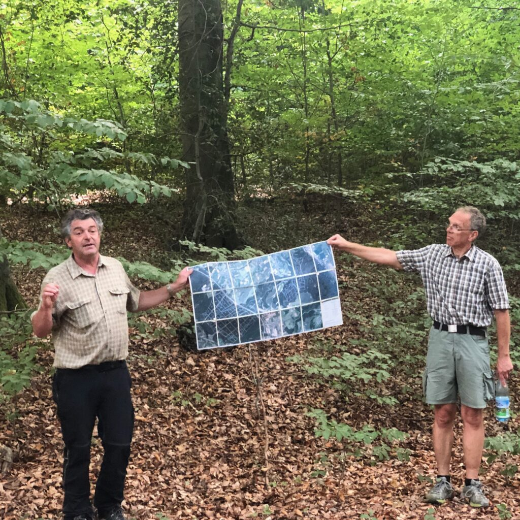 Nachhaltige Forstwirtschaft im Sinziger Stadtwald - Harterscheid