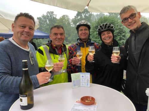 Freie Wähler Stadtradeln Bad Bodendorf Wein